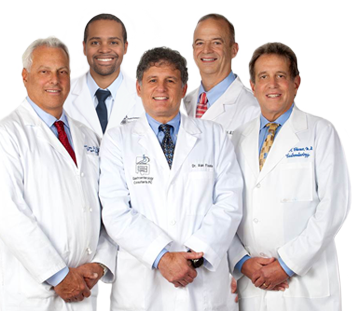 Gastroenterologists group photo